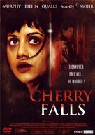 Cherry Falls - French DVD cover (xs thumbnail)