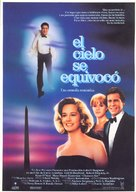 Chances Are - Spanish Movie Poster (xs thumbnail)