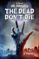 The Dead Don't Die - Movie Cover (xs thumbnail)