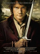 The Hobbit: An Unexpected Journey - French Movie Poster (xs thumbnail)