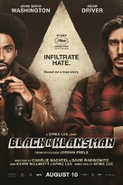 BlacKkKlansman - Movie Poster (xs thumbnail)