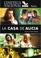 A Casa de Alice - Mexican Movie Poster (xs thumbnail)