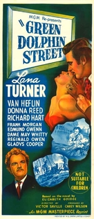Green Dolphin Street - Australian Movie Poster (xs thumbnail)