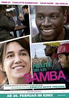Samba - German Movie Poster (xs thumbnail)