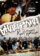 Underground - Russian Movie Cover (xs thumbnail)