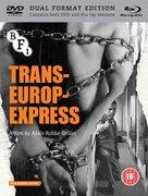Trans-Europ-Express - British Blu-Ray cover (xs thumbnail)