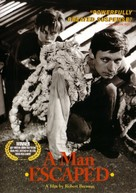 Un condamné à mort s'est échappé ou Le vent souffle où il veut - Movie Cover (xs thumbnail)