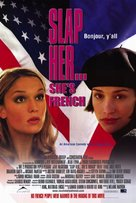 Slap Her... She's French - Canadian Movie Poster (xs thumbnail)