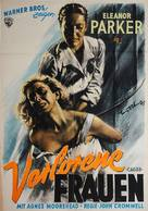 Caged - German Movie Poster (xs thumbnail)
