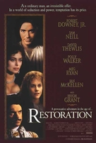 Restoration - Movie Poster (xs thumbnail)