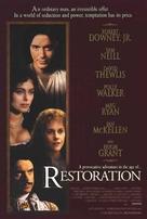 Restoration - Movie Poster (xs thumbnail)