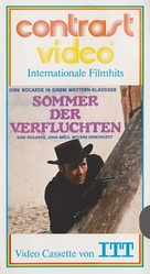 The Singer Not the Song - German VHS cover (xs thumbnail)