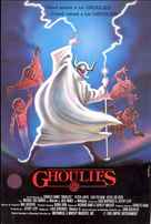 Ghoulies - Spanish Movie Poster (xs thumbnail)
