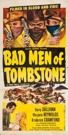 Bad Men of Tombstone - Movie Poster (xs thumbnail)