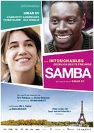 Samba - Swiss Movie Poster (xs thumbnail)