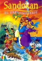 Sandokan - Spanish Movie Cover (xs thumbnail)