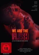 Tenemos la carne - German DVD movie cover (xs thumbnail)