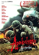 Apocalypse Now - Czech DVD movie cover (xs thumbnail)