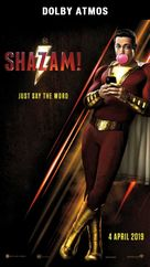 Shazam! - Singaporean Movie Poster (xs thumbnail)