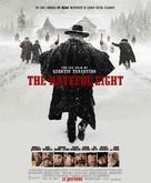 The Hateful Eight - Swedish Movie Poster (xs thumbnail)