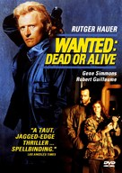 Wanted Dead Or Alive - DVD cover (xs thumbnail)
