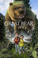 Den kæmpestore bjørn - DVD cover (xs thumbnail)