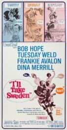 I'll Take Sweden - Movie Poster (xs thumbnail)