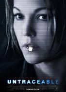 Untraceable - Movie Poster (xs thumbnail)