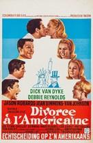 Divorce American Style - Belgian Movie Poster (xs thumbnail)