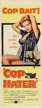 Cop Hater - Movie Poster (xs thumbnail)