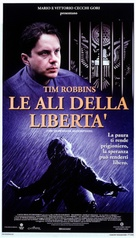 The Shawshank Redemption - Italian Theatrical movie poster (xs thumbnail)