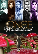 """Once Upon a Time in Wonderland"" - Brazilian DVD cover (xs thumbnail)"