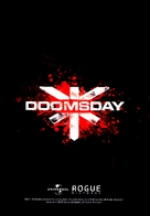 Doomsday - Argentinian Movie Cover (xs thumbnail)
