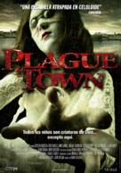 Plague Town - Spanish Movie Poster (xs thumbnail)