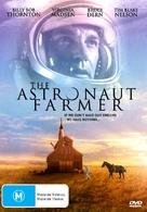 The Astronaut Farmer - Australian DVD cover (xs thumbnail)