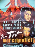 The Midnight Story - German Movie Poster (xs thumbnail)