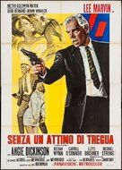 Point Blank - Italian Movie Poster (xs thumbnail)