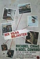 The Italian Job - Swedish Movie Poster (xs thumbnail)