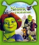 Shrek the Third - French Blu-Ray movie cover (xs thumbnail)