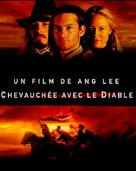 Ride with the Devil - French Movie Poster (xs thumbnail)