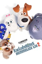 The Secret Life of Pets 2 - Danish Movie Cover (xs thumbnail)