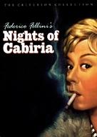 Le notti di Cabiria - DVD cover (xs thumbnail)