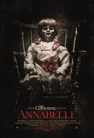 Annabelle - Movie Poster (xs thumbnail)