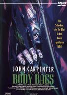Body Bags - German DVD movie cover (xs thumbnail)