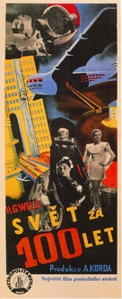 Things to Come - Czech Movie Poster (xs thumbnail)