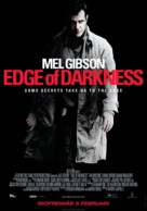 Edge of Darkness - Swedish Movie Poster (xs thumbnail)