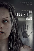 The Invisible Man - Danish Movie Poster (xs thumbnail)