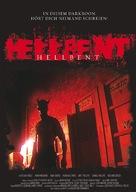 HellBent - German Movie Poster (xs thumbnail)