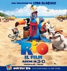 Rio - Swiss Movie Poster (xs thumbnail)