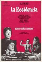 La residencia - Spanish Movie Poster (xs thumbnail)
